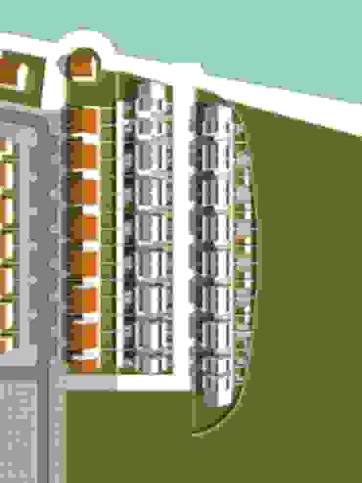 Loteamento Quinta Da Marina Casas modernas por José Vitória Arquitectura Moderno
