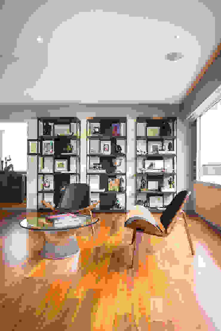 Departamento GS de Concepto Taller de Arquitectura Moderno
