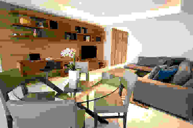 Salas de estar  por Concepto Taller de Arquitectura, Moderno