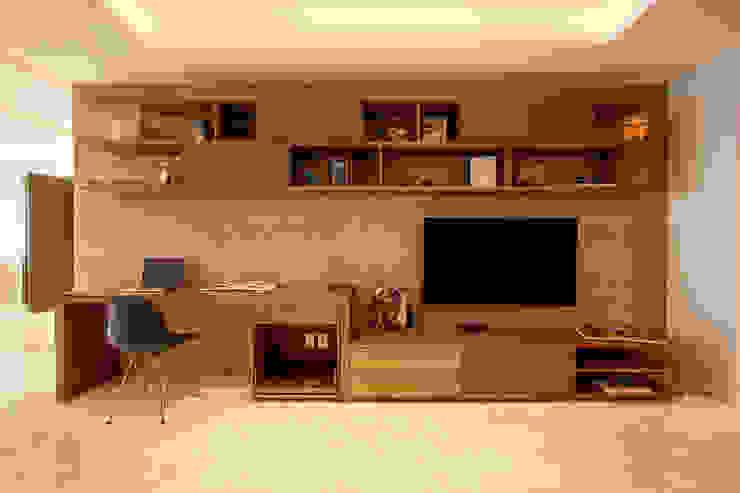 Concepto Taller de Arquitectura Salas de entretenimiento de estilo moderno