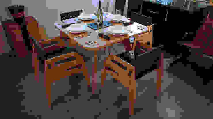 Comedor MayoCinco 2 de Wedgewood Furniture Moderno