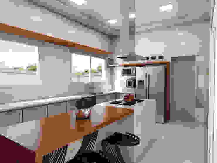 Kitchen by Lozí - Projeto e Obra, Modern