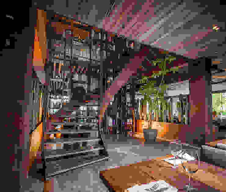 Eklektik Yemek Odası PASQUINEL Studio Eklektik