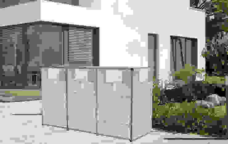 modern  door Rollomeister , Modern Aluminium / Zink