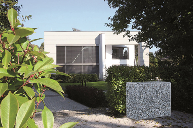 Rollomeister Balconies, verandas & terraces Accessories & decoration Aluminium/Zinc