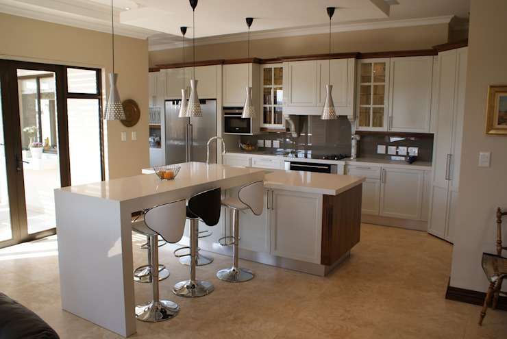 Life Design Modern style kitchen