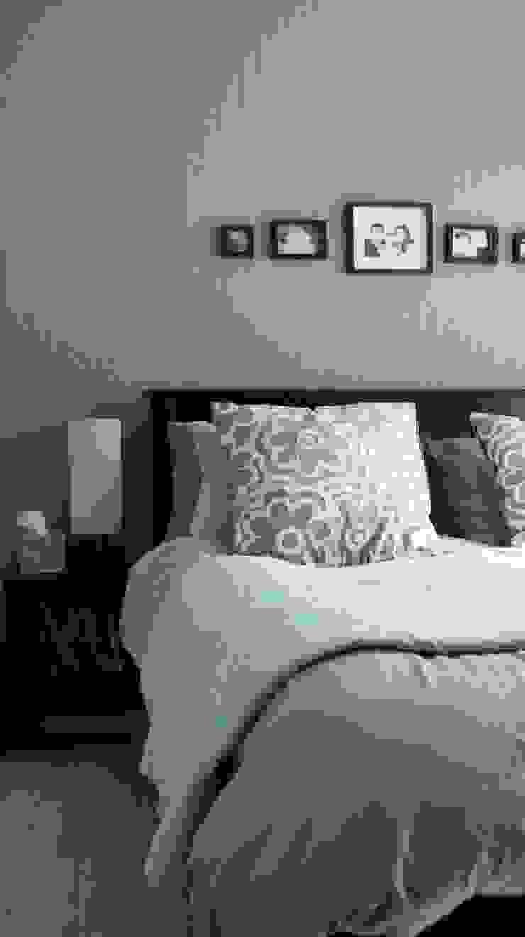 Bedrooms Scandinavian style bedroom by Life Design Scandinavian