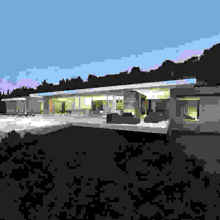 Modern houses by ARRIVETZ & BELLE Modern