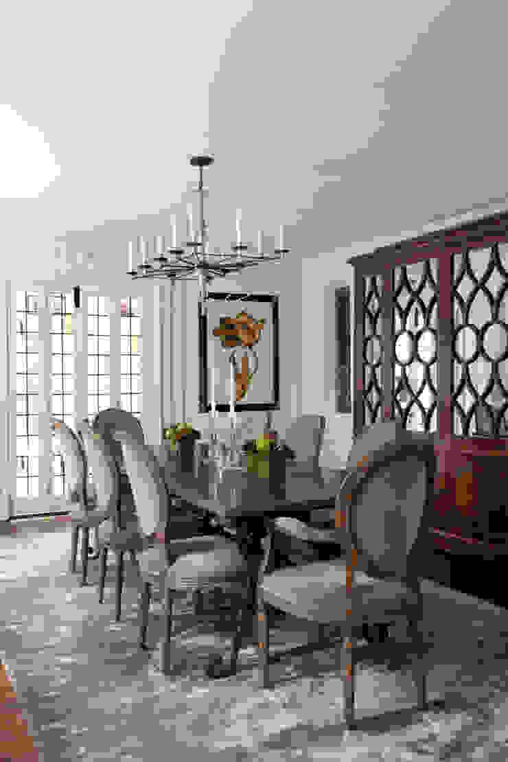 Mel McDaniel Design Dining roomTables
