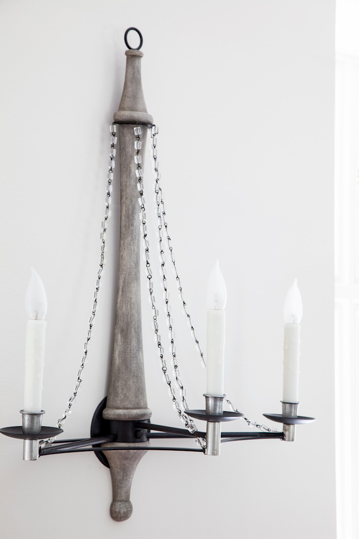 David Iatesta lighting Mel McDaniel Design Living roomLighting
