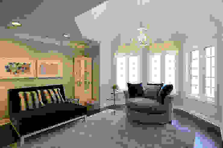 Klasik Yatak Odası Mel McDaniel Design Klasik