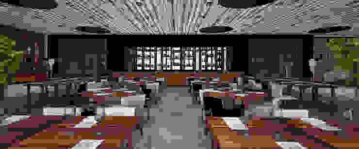 Sonora Grill Prime Monterrey de PASQUINEL Studio Moderno