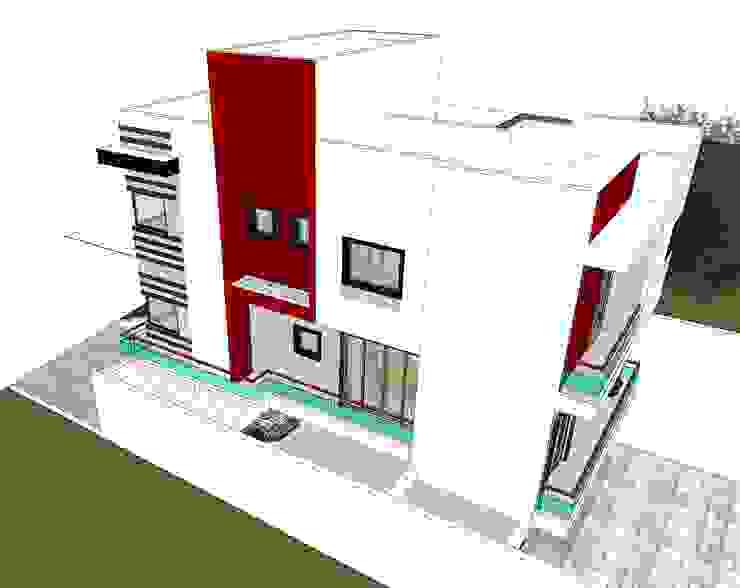 Modern houses by Rafael Alves Rocha Modern