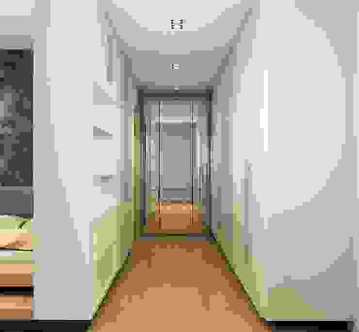 Closets modernos por inDfinity Design (M) SDN BHD Moderno