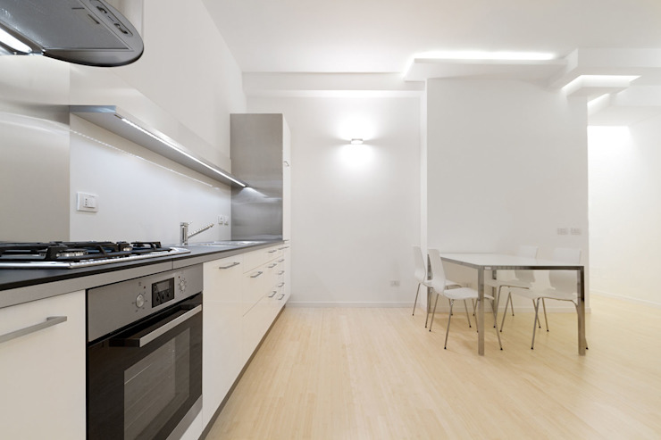 PAZdesign Built-in kitchens White