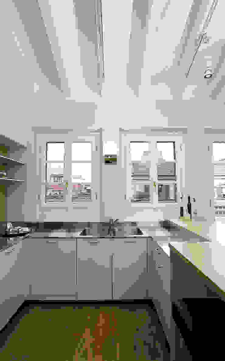 PAZdesign Moderne keukens