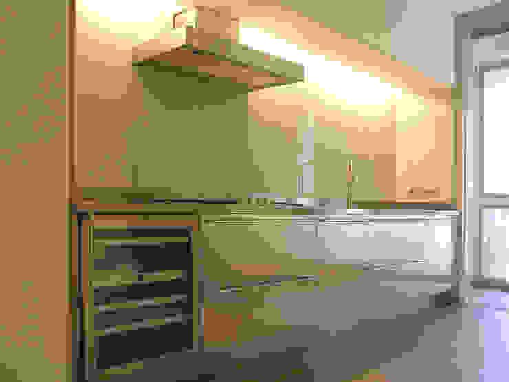 Design essenziale PAZdesign CucinaArmadietti & Scaffali