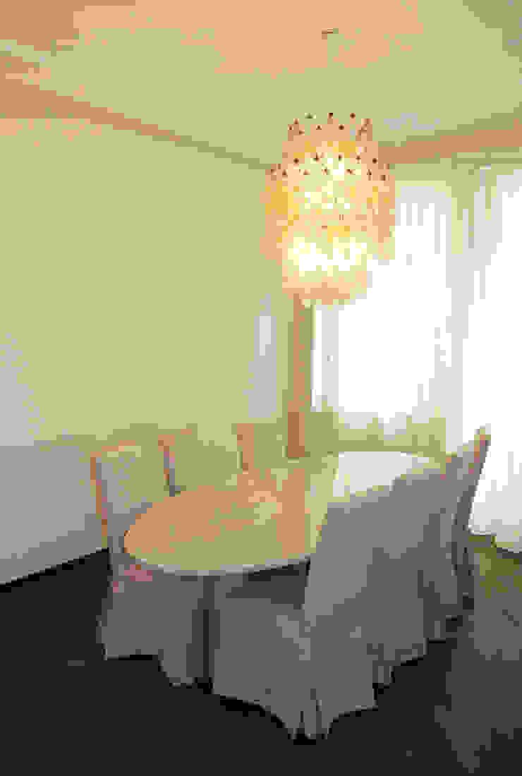 Design essenziale PAZdesign Sala da pranzoTavoli