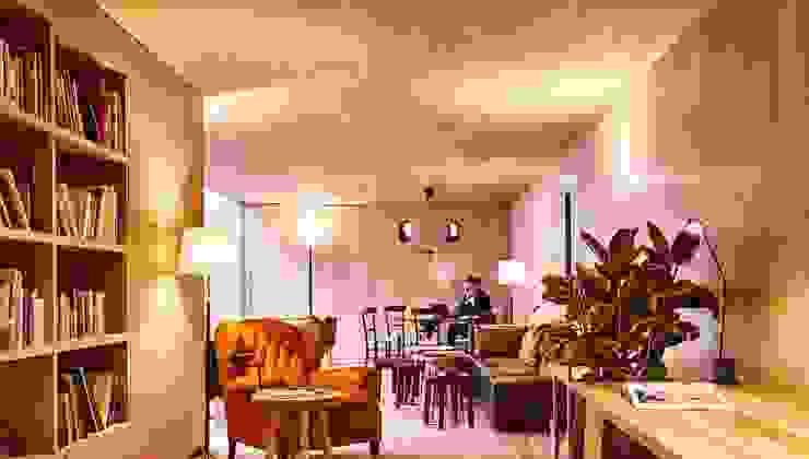 Hoteles de estilo moderno de M.M. Lampadari Moderno