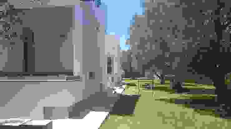 Casas modernas por SERENA ROMANO' ARCHITETTO Moderno