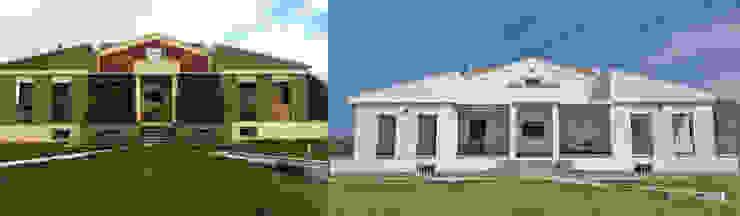 por SERENA ROMANO' ARCHITETTO Moderno