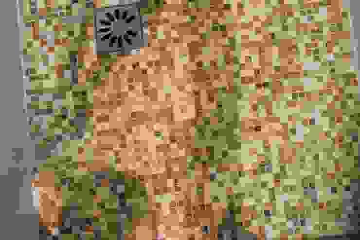 Modern style bathrooms by Agence ADI-HOME Modern Ceramic
