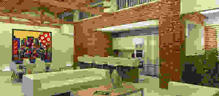 Casa La Morada DV Cocinas modernas de COLECTIVO CREATIVO Moderno