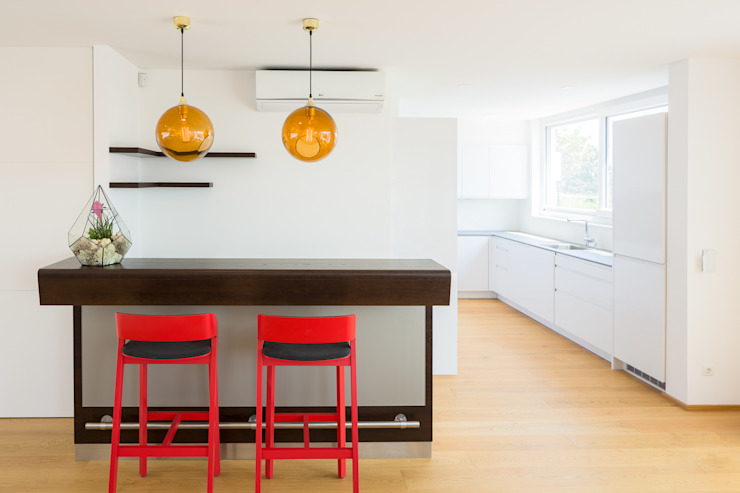 Kathameno Interior Design e.U. Modern kitchen