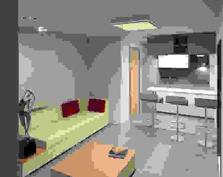 Modern kitchen by COLECTIVO CREATIVO Modern