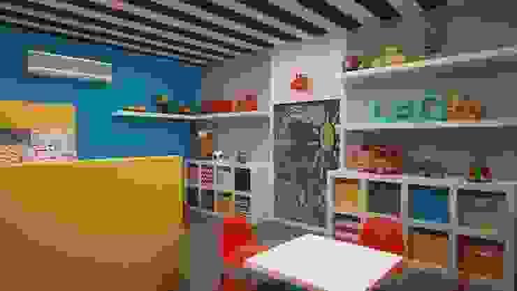 Dormitorios infantiles de estilo moderno de Roccó Moderno