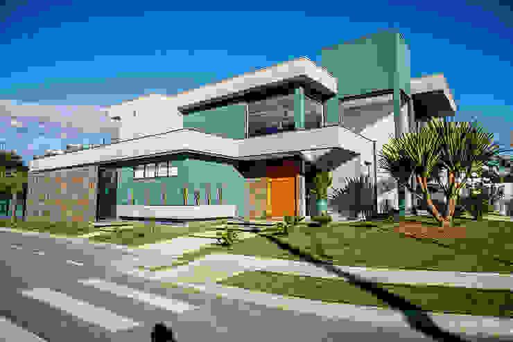 Modern Evler Camila Castilho - Arquitetura e Interiores Modern