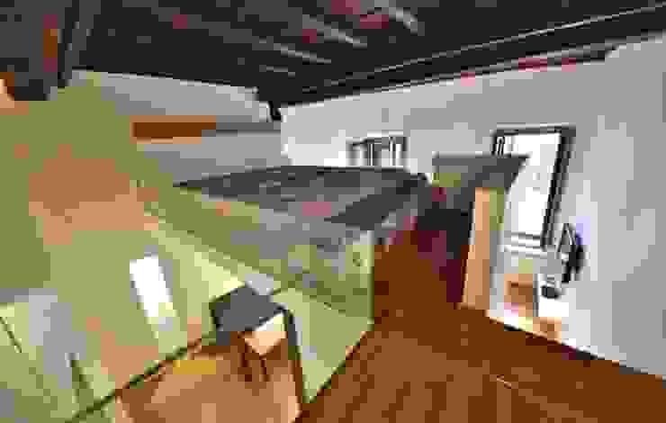 Soppalco Camera Da Letto.Appartamento 35 Mq Con Soppalco Che Sembra Grande Il Doppio A Roma