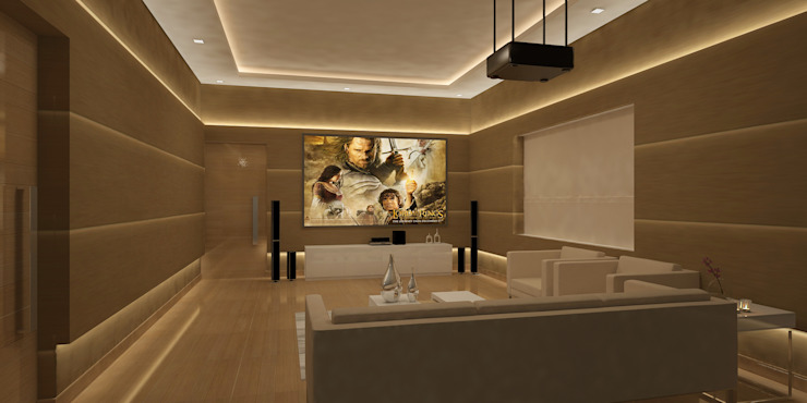 HOME THEATRE homify