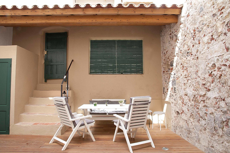 Brick Serveis d'Interiorisme S.L. Patios & Decks