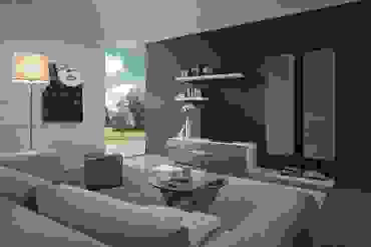 http://intense-mobiliario.com/pt/salas-de-estar/8569-sala-de-estar-berlin-b4.html por Intense mobiliário e interiores; Moderno