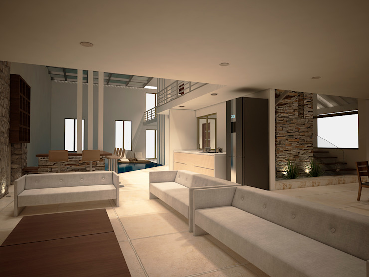 by Jeost Arquitectura Modern