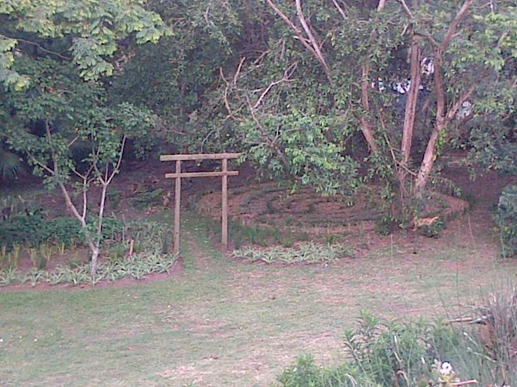AN INDIGENOUS KLOOF GARDEN Country style garden by Paul's Plantscapes Country