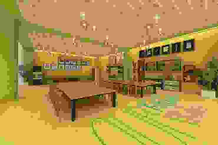 Ofis 352 Mimarlık Hizmetleri Scuole moderne Bianco