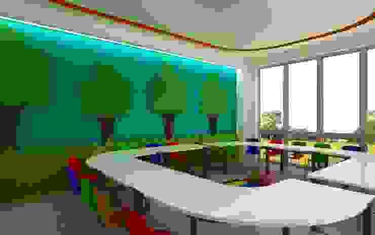 Ofis 352 Mimarlık Hizmetleri Scuole moderne