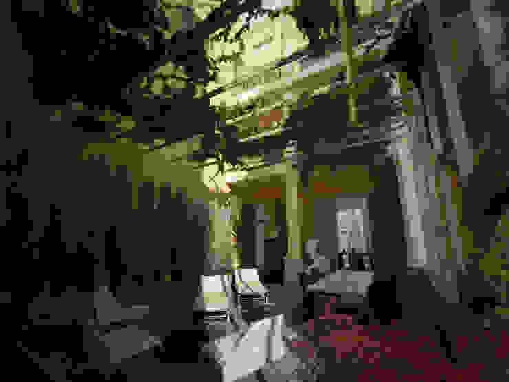 Architetto Silvia Giacobazzi Balcones y terrazas de estilo clásico