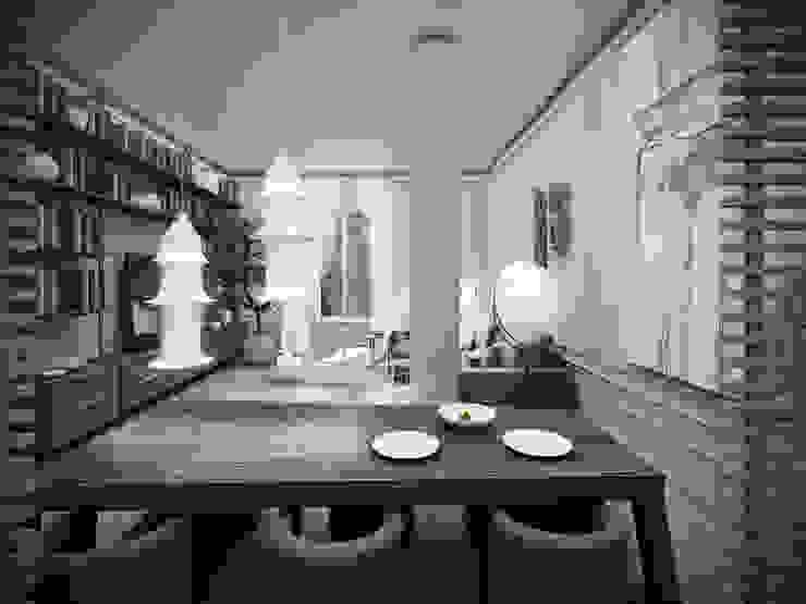 Architetto Silvia Giacobazzi Salas de estilo clásico