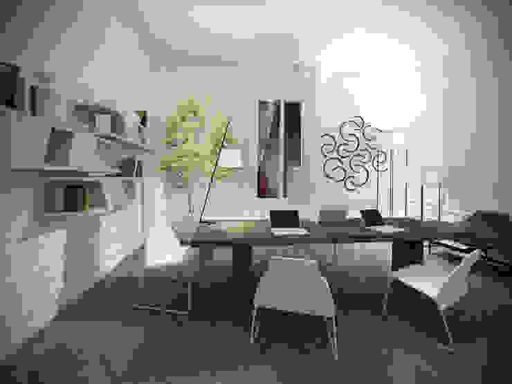 Architetto Silvia Giacobazzi Oficinas de estilo clásico