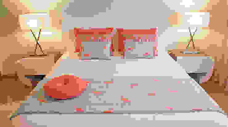 Спальня в стиле модерн от GRAÇA Decoração de Interiores Модерн