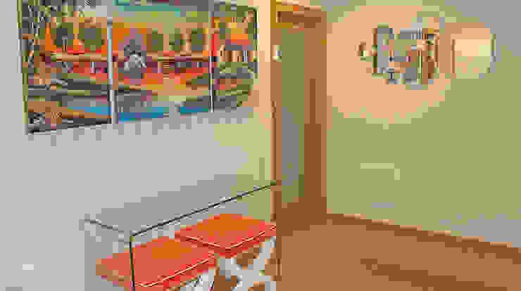 GRAÇA Decoração de Interiores Koridor & Tangga Modern