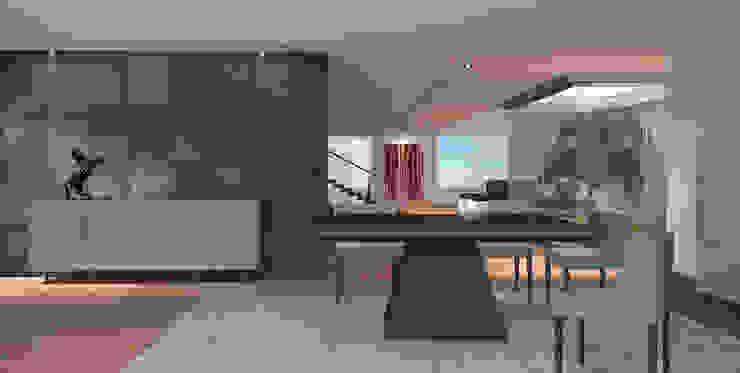 Mobiliário de Salas de jantar Furniture of Dining rooms www.intense-mobiliario.com JAQ http://intense-mobiliario.com/pt/salas-de-jantar/3498-sala-de-jantar-jaq-.html por Intense mobiliário e interiores; Minimalista