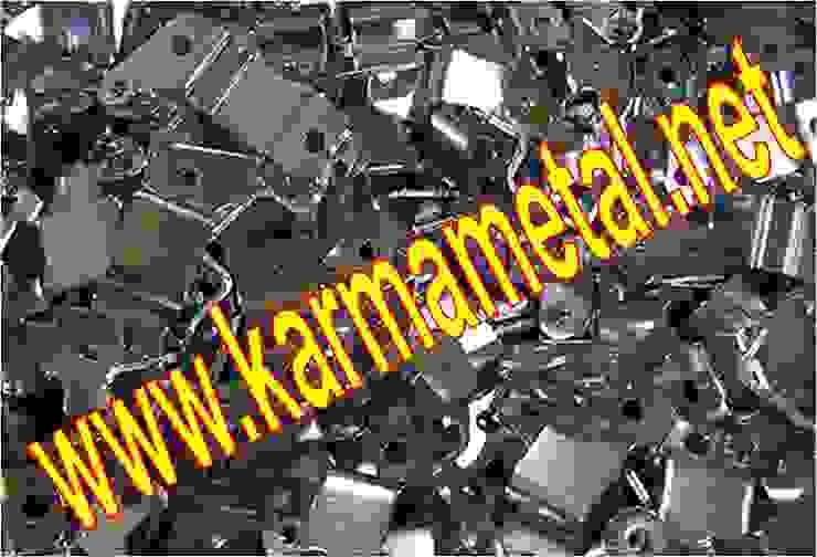 KARMA METAL-sıcak daldırma elektro galvaniz çinko kaplama KARMA METAL Endüstriyel