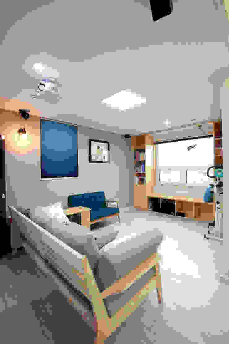 주택설계전문 디자인그룹 홈스타일토토 Modern media room