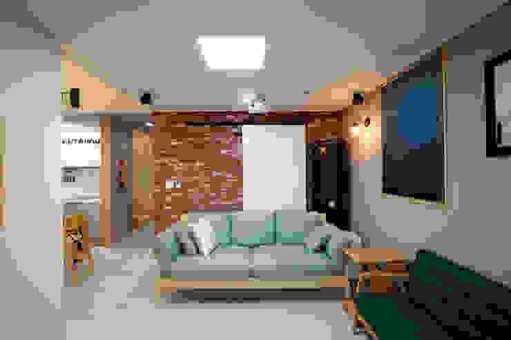 โดย 주택설계전문 디자인그룹 홈스타일토토 โมเดิร์น