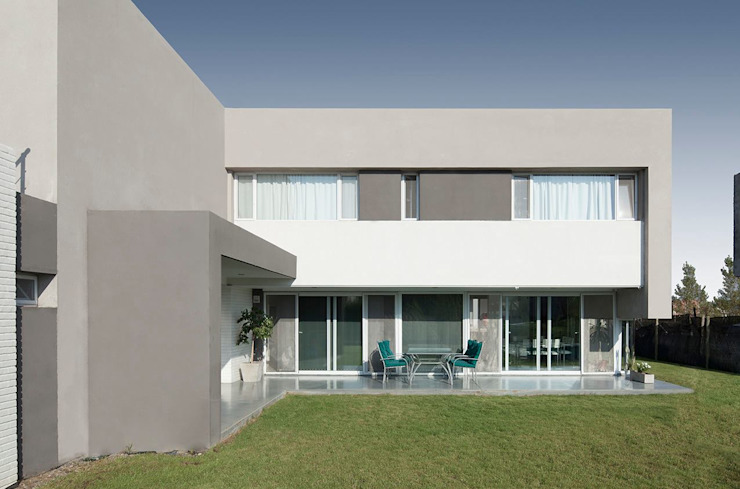Casas modernas de homify Moderno