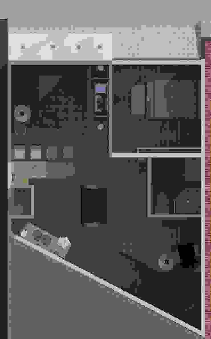 Diseño de Anexo para vivienda Anexos de estilo moderno de Diseño Store Moderno Concreto